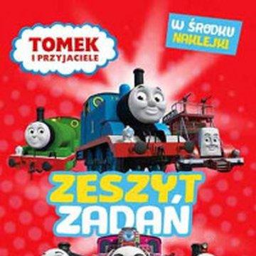 Egmont - Tomek i Przyjaciele. Zeszyt zadań