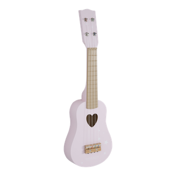 Little Dutch Gitara Róż LD4408