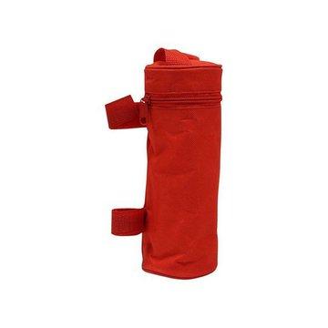 Poupy - Etui Termiczne na Butelkę 500 ml, Czerwone