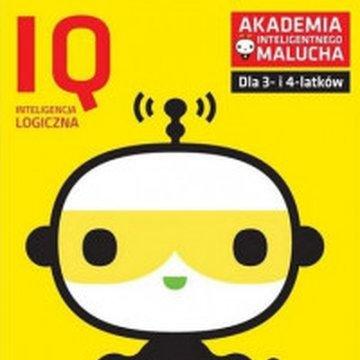 Akademia Inteligentnego Malucha - IQ inteligencja logiczna dla 3–4-latków