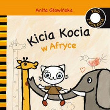 Media Rodzina - Kicia Kocia w Afryce. Kolorowanka