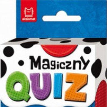 Aksjomat - Magiczny quiz. Tabliczka mnożenia do 100