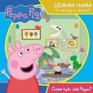 Media Service Zawada - Świnka Peppa. Szukam i mam. Gdzie była dziś Peppa?