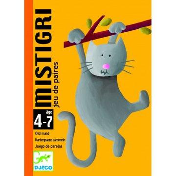 Djeco - Gra karcina MISTIGRI DJ05105
