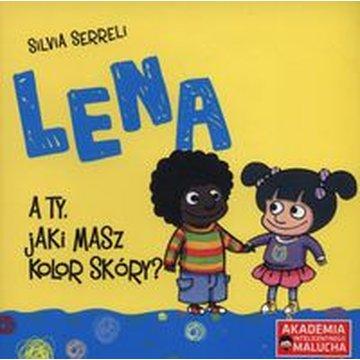 Akademia Inteligentnego Malucha - Lena, a ty jaki masz kolor skóry?