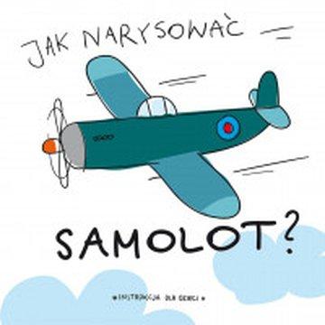 Wilga / GW Foksal - Jak narysować samolot?