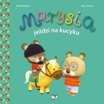 Wydawnictwo Debit - Marysia jeździ na kucyku