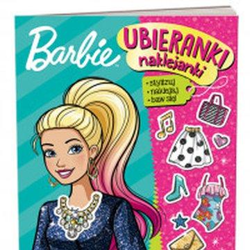 Ameet - Barbie. Ubieranki, naklejanki
