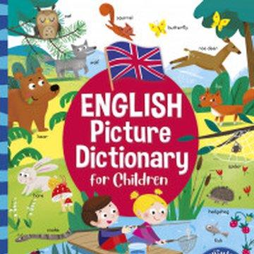Aksjomat - English Picture Dictionary for Children. Aktywizujący słownik obrazkowy