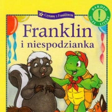 Wydawnictwo Debit - Franklin i niespodzianka