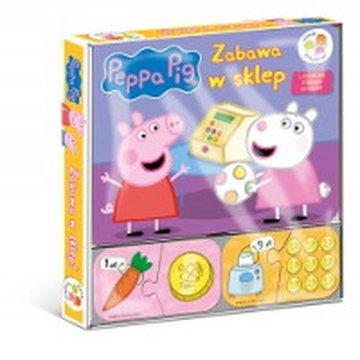 Media Service Zawada - Peppa Pig. Zabawa w sklep