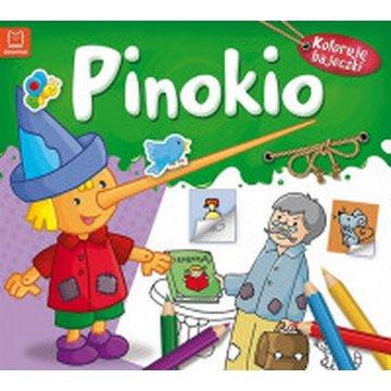 Aksjomat - Koloruję bajeczki. Pinokio