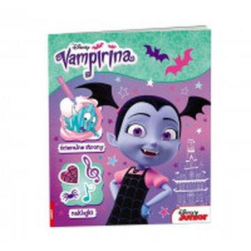 Ameet - Vampirina. Ścieralne strony i naklejki