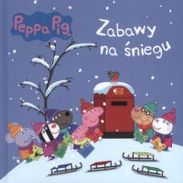 Media Service Zawada - Zabawy na Śniegu. Świnka Peepa