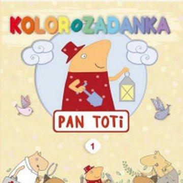 Fundacja Pan Toti i Przyjaciele - Kolorozadanka