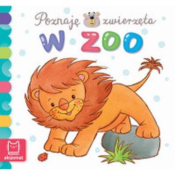 Aksjomat - Poznaję zwierzęta. Zwierzęta w zoo
