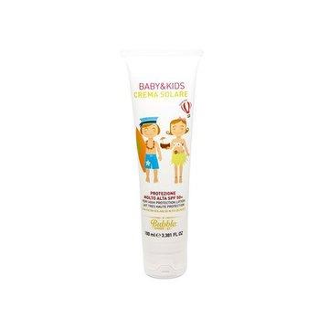 Bubble&CO - Krem Przeciwsłoneczny dla Dzieci I Niemowląt SPF 50 z Filtrami Mineralnymi, 100 ml, 0m+