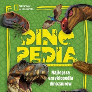 Burda książki - Dinopedia. Najlepsza encyklopedia dinozaurów