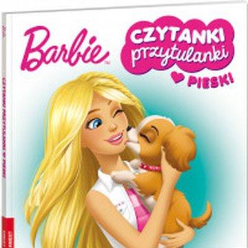 Ameet - Czytanki przytulanki. Pieski. Czytam z Barbie