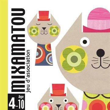 Djeco - Gra karciana  MIXAMATOU DJ05130