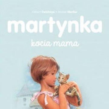 Papilon - Martynka. Kocia mama