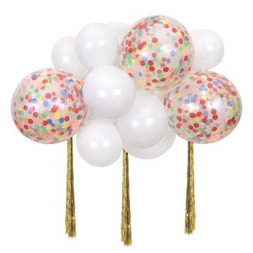 Meri Meri - Dekoracja balonowa Tęczowa