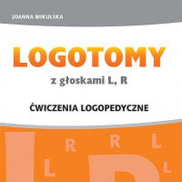 WIR - Logotomy z głoskami L, R. Ćwiczenia logopedyczne