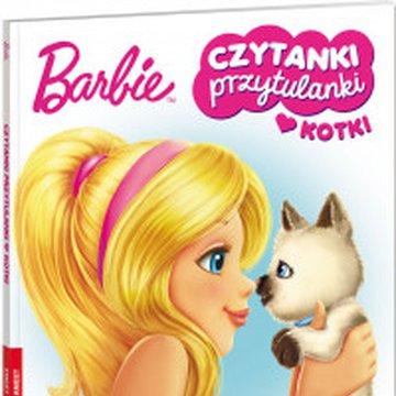 Ameet - Czytanki przytulanki. Kotki. Czytam z Barbie