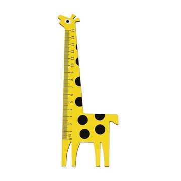 Drewniana linijka, Żyrafa, Rex London