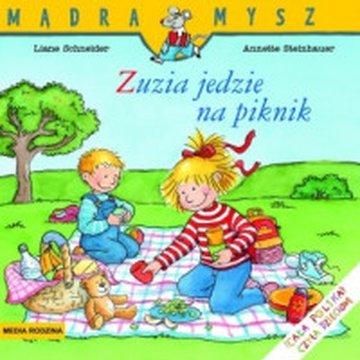 Media Rodzina - Mądra mysz. Zuzia jedzie na piknik