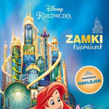 Ameet - Disney Księżniczka. Zamki księżniczek