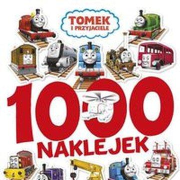 Egmont - Tomek i przyjaciele. 1000 naklejek