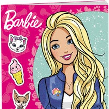 Ameet - Barbie. Bawię się naklejkami