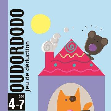 Djeco - Gra karciana OUDORDODO DJ05106