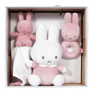 Tiamo Zestaw prezentowy Miffy Pink Babyrib NIJN629
