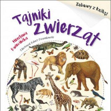 AWM - Zabawy z kalką! Tajnki zwierząt w Afryce