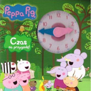 Media Service Zawada - Świnka Peppa. Czas na przygodę! Dzień pełen wrażeń!