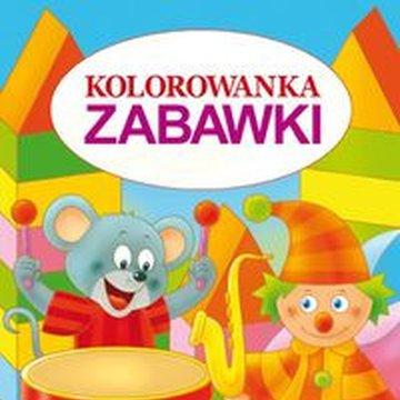 Martel - Kolorowanka Zabawki