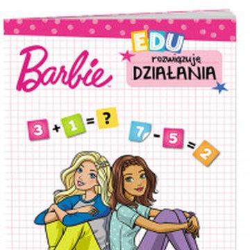 Ameet - Barbie. Rozwiązuję działania