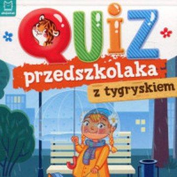 Aksjomat - Quiz przedszkolaka z tygryskiem