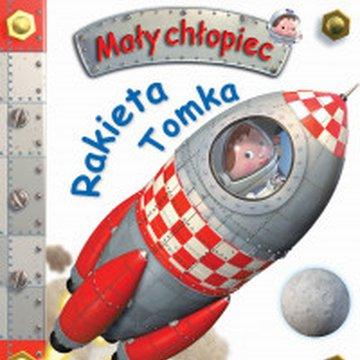 Olesiejuk Sp. z o.o. - Mały chłopiec. Rakieta Tomka