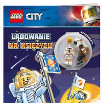 Ameet - LEGO City. Lądowanie na Księżycu