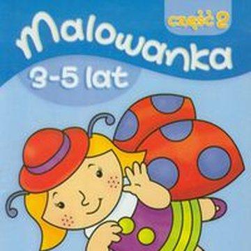 Literka - Malowanka 3-5 lat, część 2