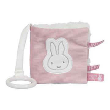 Tiamo Miffy Pink Babyrib Książeczka aktywizująca NIJN626