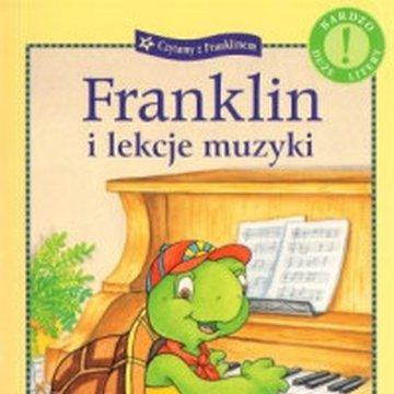 Wydawnictwo Debit - Franklin i lekcje muzyki