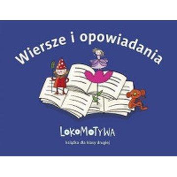 Adamada - Lokomotywa. Wiersze i opowiadania