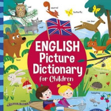 Aksjomat - English Picture Dictionary for Children