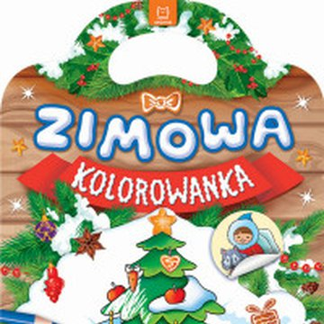 Aksjomat - Zimowa kolorowanka