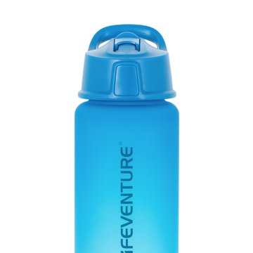 Bidon Flip-Top Lifeventure 750 ml - Blue