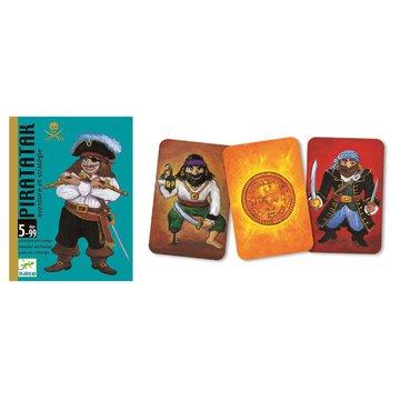 Djeco - Gra karciana piraci - Piratatak DJ05113